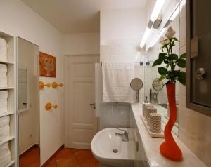 Ein Badezimmer in der Unterkunft Neustadt - Paradies