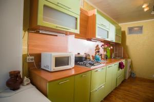 Кухня или мини-кухня в Квартиры посуточно