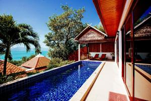 The swimming pool at or close to Dream Sea Pool Villa