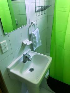 A bathroom at Apartamento de Rolan