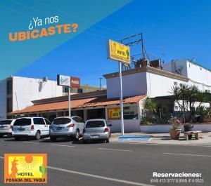 Hotel Posada del Yaqui