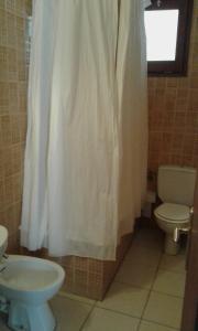Vonios kambarys apgyvendinimo įstaigoje Apartamentos Mediterranean View