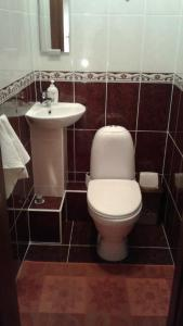 Ванная комната в Коттедж