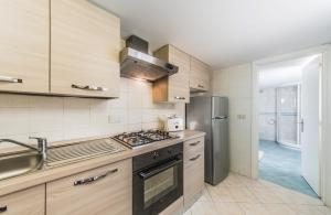 A kitchen or kitchenette at Boscolo House