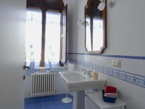 Vannas istaba naktsmītnē Villa Beatrice