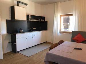 萊菲家庭公寓廚房或簡易廚房