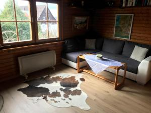 Posedenie v ubytovaní Ferienhaus Sauerland