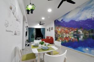 H2H - Swiss Home @ Majestic Ipoh (8~9 Guest)