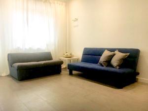 Area soggiorno di New spacious flat Fuorigrotta near to METRO