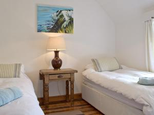 A bed or beds in a room at Herston Rise
