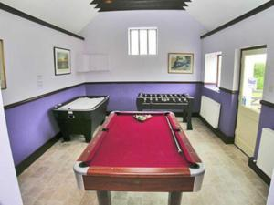 A pool table at Nightingale