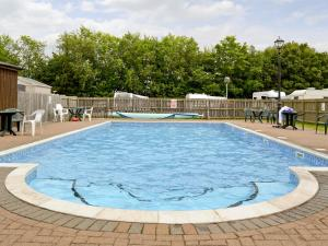 The swimming pool at or near Cromwell Cottage