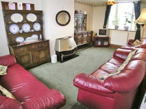 A seating area at Chapel House