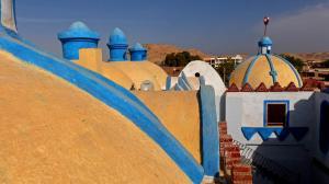 Mud house of Edfu