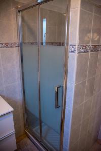 Salle de bains dans l'établissement Appartement Maury