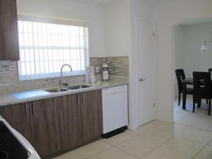 A cozinha ou kitchenette de Indian Wells 3133BP