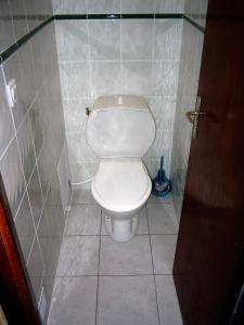 Salle de bains dans l'établissement résidence thermale