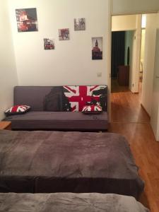 Oleskelutila majoituspaikassa Apartments in Finland N & P