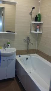 Ванная комната в Апартаменты Гафиатуллина 13а