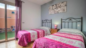 Posteľ alebo postele v izbe v ubytovaní Luxury & Comfort - Villa Romana