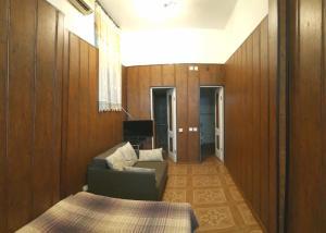 Гостиная зона в Apartments at Alupka