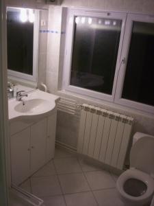 Salle de bains dans l'établissement Chambre d'hôtes de Florence