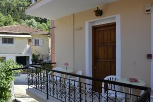 Μπαλκόνι ή βεράντα στο Geroulis Stefanos Studios