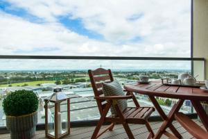 Balkón nebo terasa v ubytování Your Base Dublin - Sandyford