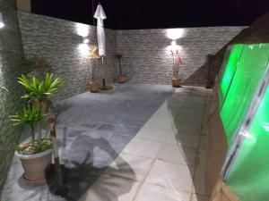 A bathroom at Complejo Casas del Mirador