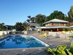 Amazone Lodge Oyack