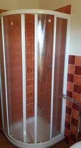 A bathroom at Casa Vacanze Podere il Pino