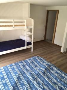 Un ou plusieurs lits superposés dans un hébergement de l'établissement Naciento