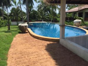 Blue Coconut House