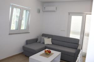 A seating area at Marija Holiday Home