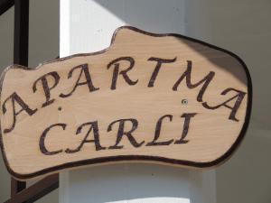 Logotip oz. znak za apartma