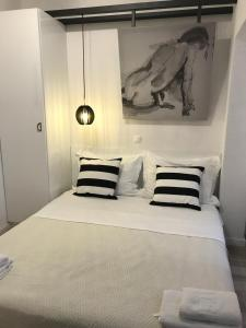 Krevet ili kreveti u jedinici u objektu Villa Nora