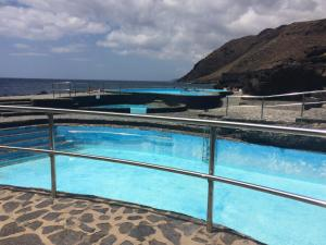 The swimming pool at or near Salitre