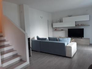 Area soggiorno di Appartamento Chiara