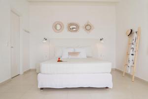 Rafaela Apartments房間的床