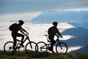 Biking at or in the surroundings of Apartmajsko naselje Ribniško Pohorje