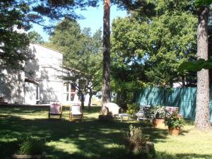 Jardin de l'établissement JAS en Provence