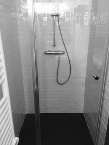 Salle de bains dans l'établissement La Parenthese