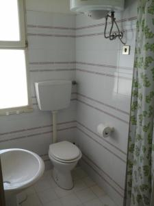 A bathroom at village CAMPO DEL SOLE