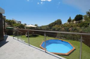 A view of the pool at Casita Alberto SpainsunRentals or nearby