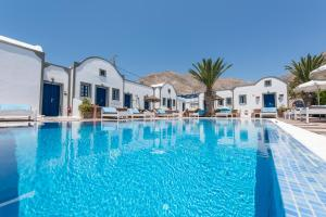 The swimming pool at or near Anezina Villas