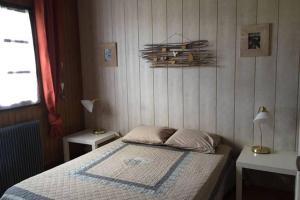 Un ou plusieurs lits dans un hébergement de l'établissement Les Campanules 29A
