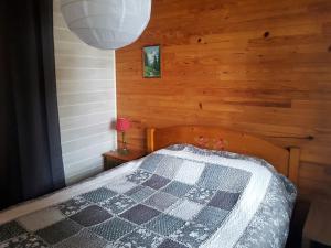 Un ou plusieurs lits dans un hébergement de l'établissement L'Edelweiss 29F