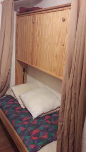 Un ou plusieurs lits dans un hébergement de l'établissement Les Fenestrelles.