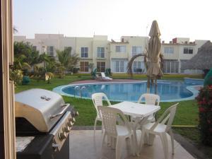 Hermosa Casa de Playa con Alberca
