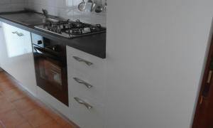 A kitchen or kitchenette at 9 Via Europa Unita